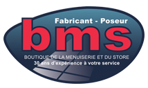 BMS fabricant et poseur en menuiserie PVC et du stores